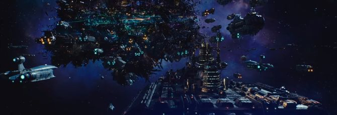 Финальный трейлер Valerian and the City of a Thousand Planets