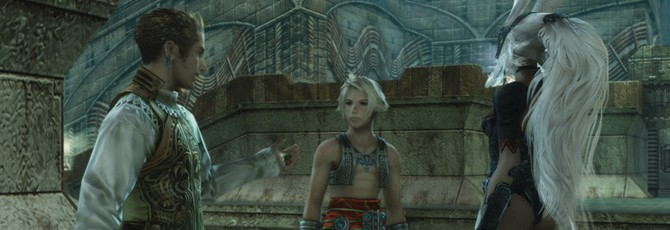 Final Fantasy XII: The Zodiac Age получила новый трейлер