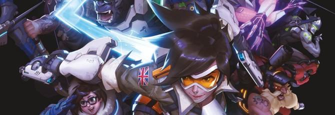 Dark Horse выпустит артбук и сборник комиксов по Overwatch