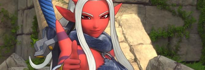 Первый геймплей Dragon Quest XI и дата релиза в Японии