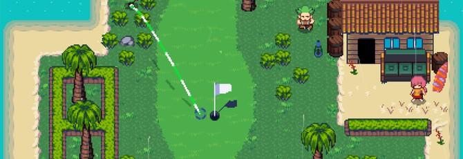 Golf Story — милая инди-RPG про гольф выйдет на Switch