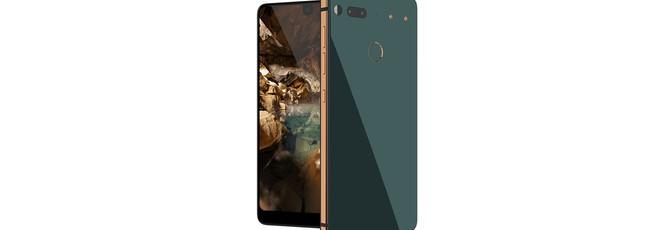 Essential Phone — телефон с минимальными рамками от создателя Android