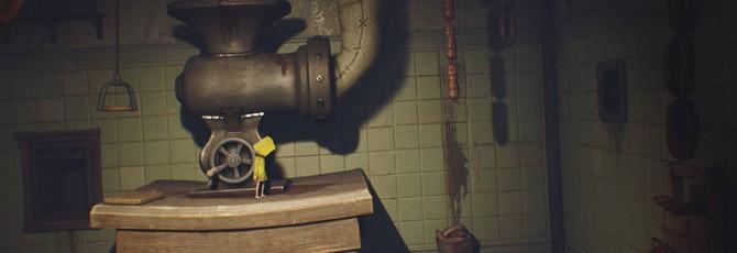 Дизайнеры Little Nightmares вдохновлялись мультфильмами Studio Ghibli