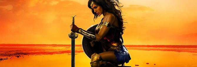 """Капитан Кирк и девушка с мечом: рецензия на фильм """"Чудо-женщина"""""""