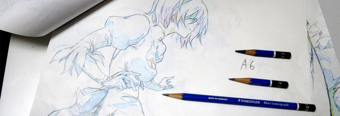 Фанат работает над мини-аниме по NieR: Automata