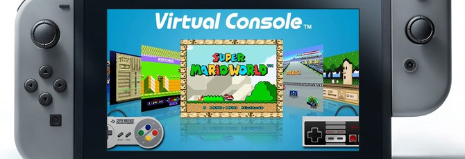 Nintendo так и не решила, получит ли Switch виртуальную консоль
