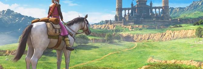 Новый геймлей Dragon Quest XI на PlayStation 4 и 3DS