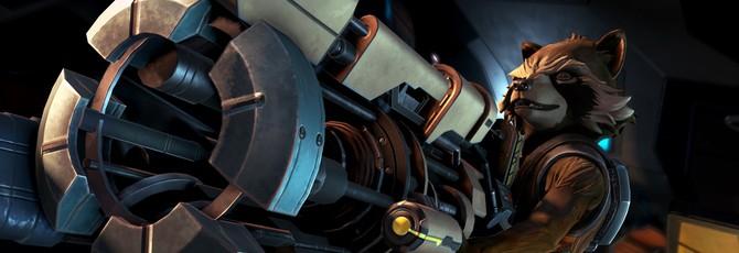 Трейлер второго эпизода Guardians of the Galaxy от Telltale