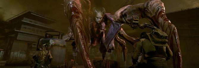 Битва с паукоподобным боссом в новом геймплее Phoenix Point
