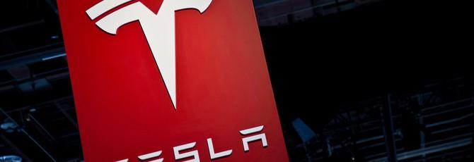 Первое изображение новой Tesla Model Y