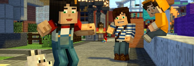 Второй сезон Minecraft: Story Mode от Telltale выйдет в июле