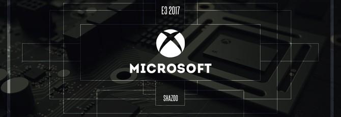 Трансляция пресс-конференции Microsoft: Scorpio и игры в 4K