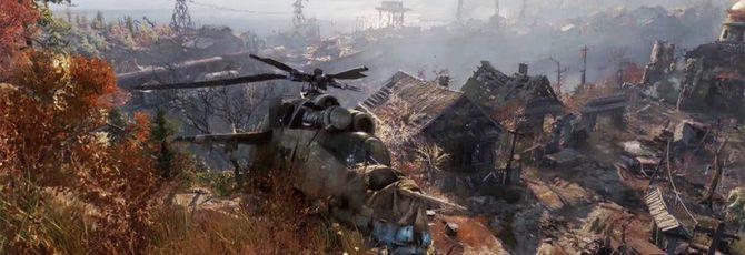 E3 2017: Анонсирована новая часть Metro — Exodus
