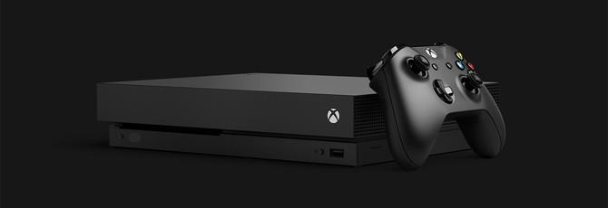 Microsoft не считает PS4 Pro конкурентом Xbox One X