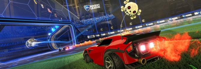 Кросс-платформенный геймплей Rocket League готов к работе на PS4