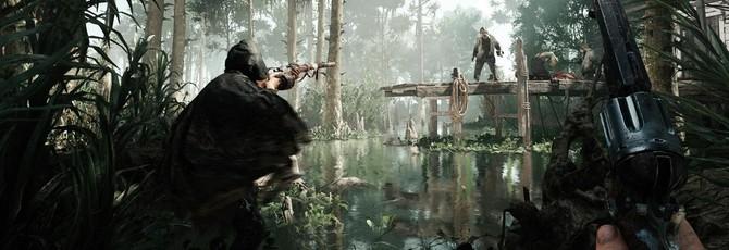 Первые скриншоты Hunt: Showdown от Crytek