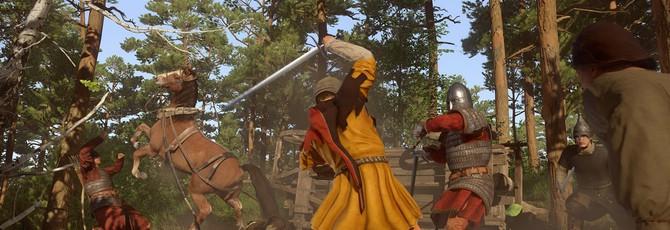 Торговля, кости и бои в новом геймплее Kingdom Come: Deliverance