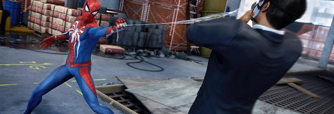 Spider-Man для PS4 выйдет в первой половине 2018 года