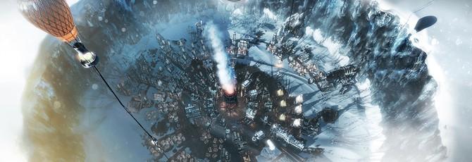 Геймплейные скриншоты Frostpunk