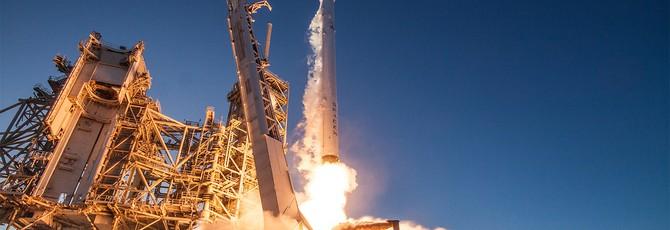 SpaceX запустит сразу две ракеты Falcon 9 в эти выходные