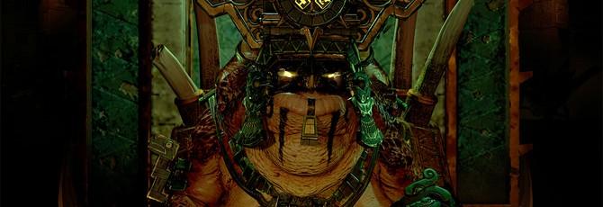 Первый взгляд на карту кампании Total War: Warhammer 2 — пока без Скавенов