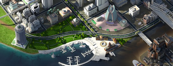 Новый SimCity потребует постоянного соединения с Origin