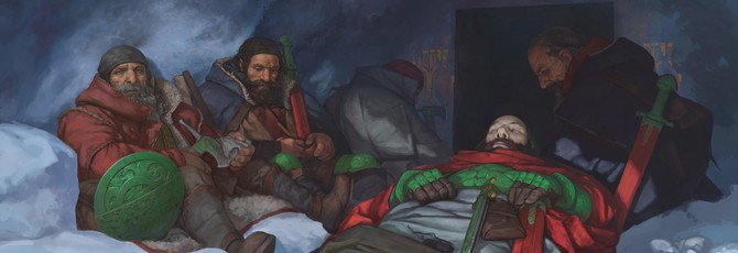Рыцари кисти: Stepan Alekseev