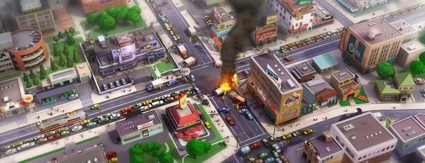 Превью SimCity
