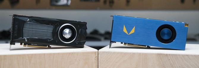 AMD Radeon Vega Frontier Edition выходит сегодня, равна TitanX