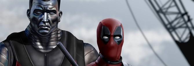 Съемки Deadpool 2 официально стартовали