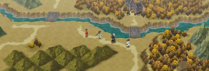 Разработчики Lost Sphear учитывают ошибки I am Setsuna