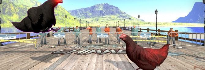 Мод для CS:GO превращает куриц в стреляющих лазерами бойцов