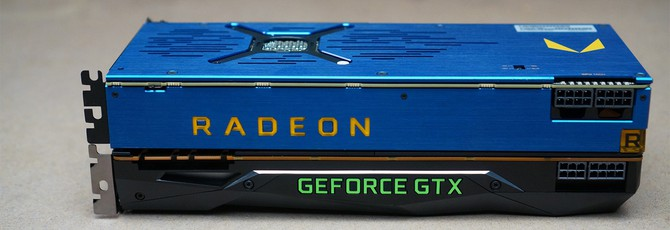 AMD Radeon Vega Frontier Edition сопоставима с GTX 1080 в The Witcher 3