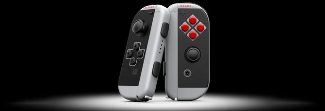 Эти контроллеры Joy-Con для Switch в стиле NES стоят почти как консоль