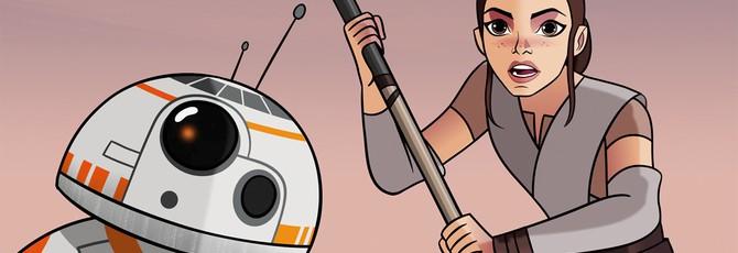 Серия анимационных роликов Star Wars заменяет вырезанные сцены из фильмов