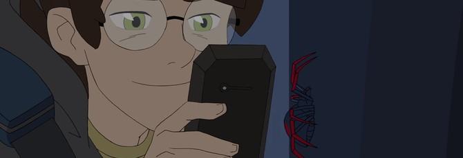 Новый трейлер и пять минут анимационного Marvel's Spider-Man