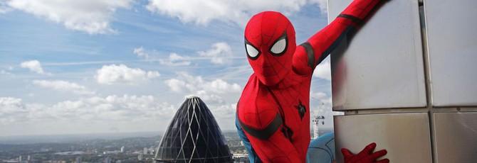 """Стартовые сборы """"Человека-Паука"""" могут превысить 120 миллионов долларов"""