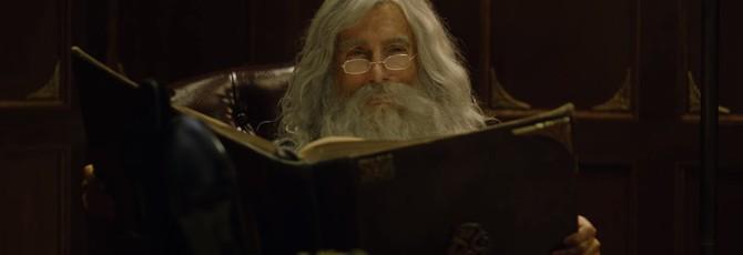Бородатый Шарлто Копли в новой короткометражке God Нила Бломкампа