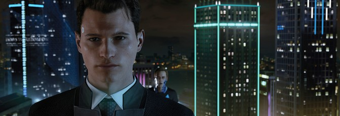 Дэвид Кейдж вставлял выбор игрока в любое возможное место сценария Detroit: Become Human