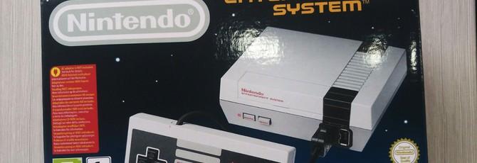 В продаже появились фальшивые консоли NES mini