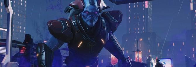 Трейлер еще одного врага в XCOM 2: War of the Chosen — Варлок