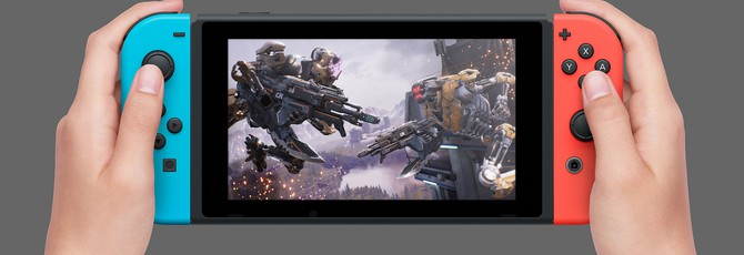 Дизайнер LawBreakers недосчитался кнопок на контроллере Nintendo Switch