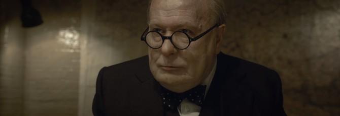 """Первый трейлер драмы """"Темные времена"""" с Гэри Олдманом в роли Уинстона Черчилля"""