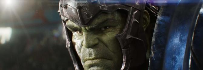 """Новый трейлер """"Тор: Рагнарек"""" выйдет в течение 10 дней"""