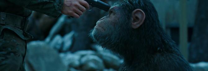 """Исход — рецензия на фильм """"Планета обезьян: Война"""""""