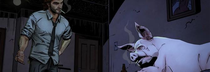 Telltale анонсирует что-то по The Wolf Among Us на Comic-Con