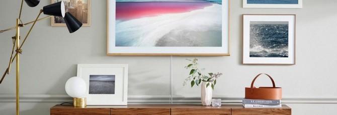 Телевизор-картина The Frame TV