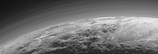 Облет Плутона в новом детальном видео NASA