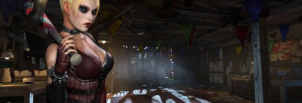 Харли Куин вернется в DLC для Batman: Arkham City