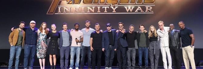 """Вот кто из супергероев появится в """"Войне Бесконечности"""""""